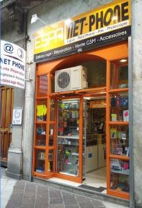 Espace Net Phone - Réparation de téléphone portable - Grenoble
