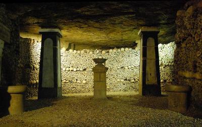 Les Catacombes - Musée - Paris