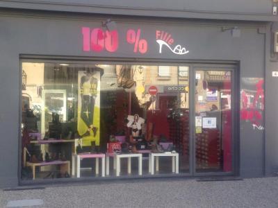 100% Filles SARL - Chaussures - Montbrison