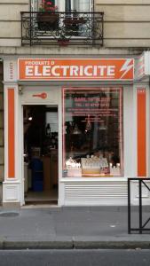 16 Electricité - Sonorisation, éclairage - Paris
