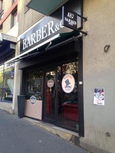 196 Barber Et Co - Coiffeur - Paris