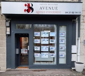 38ème Avenue - Agence immobilière - Vienne