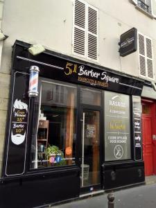 51 Barber Square - Coiffeur - Paris