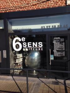 6ème Sens - Coiffeur - Jeumont