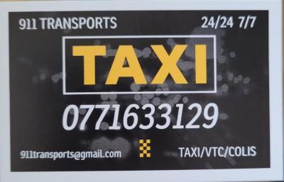 911 transports - Taxi - Chamalières