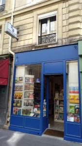 A Contrario - Librairie - Paris
