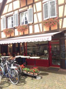 A. Edel traiteur - Restaurant - Eguisheim