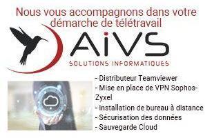 A . I . V . S Assistance Informatique Val de Saône