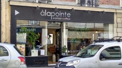 A L A Pointe - Coiffeur - Paris