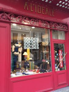 A l'Idéale - Vêtements homme - Paris