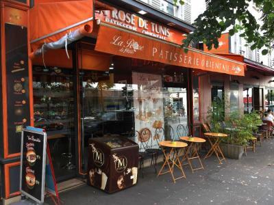 A La Rose De Tunis - Chocolatier confiseur - Paris