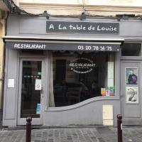 A la Table de Louise - LILLE