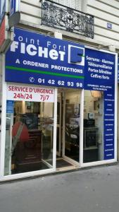 A Ordener Protections - Serrurier - Paris