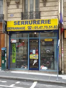 A.p.s - Serrurerie et métallerie - Paris
