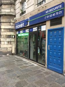 Fichet Point Fort - Matériel de protection vol - Paris