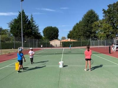 A.S.C.P.A F.F.T Association Sportive et Culturelle de Pessac Alouette - Terrain et club de tennis - Pessac
