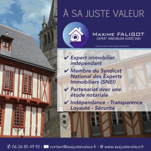 À Sa Juste Valeur - Expert en immobilier - Vannes