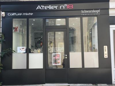 A'telier N18 - Coiffeur - Vannes
