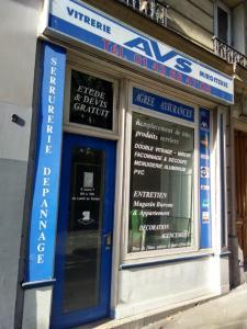 a V S - Vitrerie - Paris