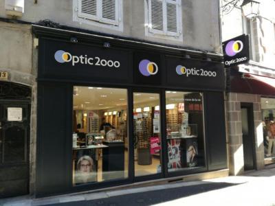 Optic 2000 - Opticien - Aurillac