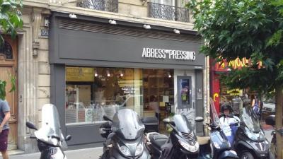 Abbess Pressing - Pressing - Paris