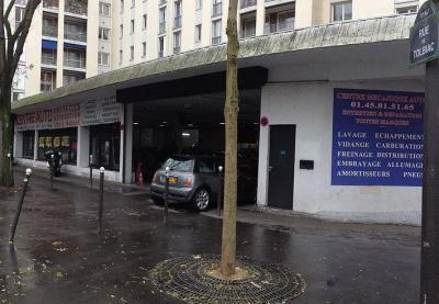 Abitan Services - Garage automobile - Paris