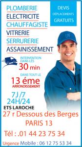 Abloy Laroche Ets - Dépannage de chauffage - Paris