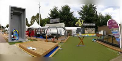 AJ-Automatisme - Construction et entretien de piscines - Montbrison