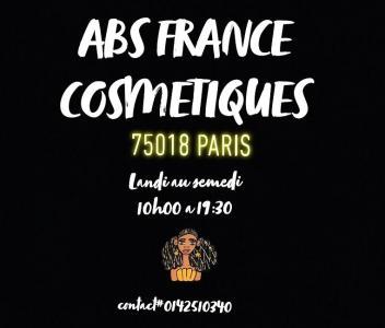 ABS France - Fabrication de parfums et cosmétiques - Paris