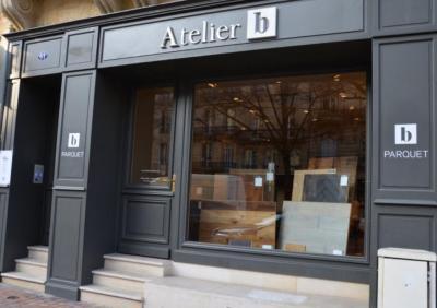 Atelier B - Pose, entretien et vitrification de parquets - Bordeaux