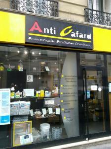 Ac Services - Dératisation, désinsectisation et désinfection - Paris