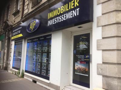 Ajp Immobilier - Agence immobilière - Nantes