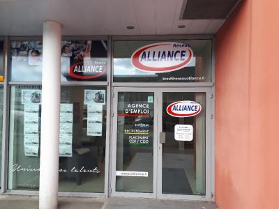 Réseau Alliance - Agence d'intérim - Brest