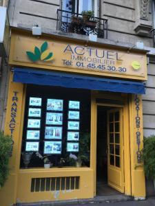 Actuel Immobilier - Agence immobilière - Paris