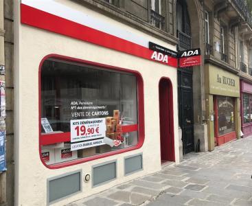 ADA Location - Location d'automobiles de tourisme et d'utilitaires - Paris