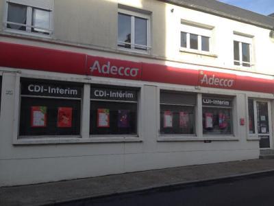 Adecco - Agence d'intérim - Avranches