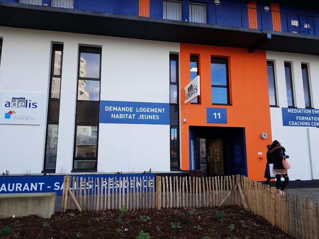 Adelis Nantes Location De Salles Adresse