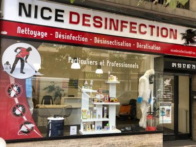 Adn3d - Dératisation, désinsectisation et désinfection - Nice