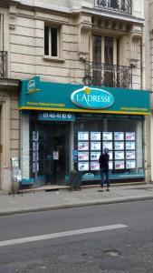 L'Adresse Didot Immobilier - Agence immobilière - Paris