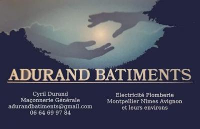 Adurand Batiments - Entreprise de peinture - Le Pontet