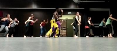 Afrika Loketo - Cours de danse - Poitiers