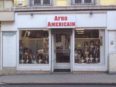 Afro Américain - Coiffeur - Saint-Étienne