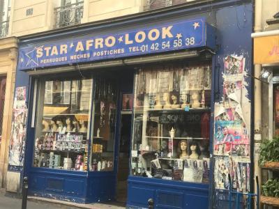 Afro Look - Perruques - Paris