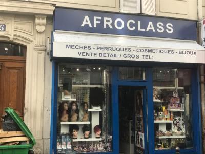 Afroclass - Fabrication de parfums et cosmétiques - Paris