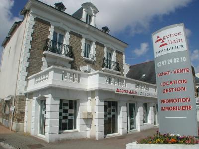 Allain Immobilier - Agence immobilière - Auray