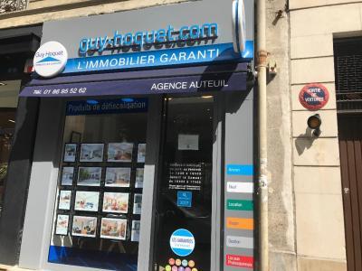 Agence Auteuil - Administrateur de biens - Paris