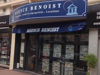 Agence Benoist - Agence immobilière - Sainte-Maxime