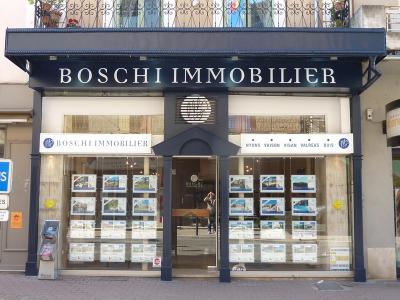 Boschi Immobilier - Agence immobilière - Vaison-la-Romaine