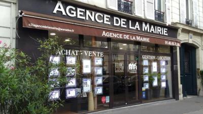 Agence de la Mairie - Agence immobilière - Paris