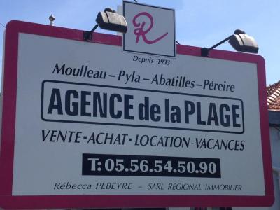 Agence De La Plage - Agence immobilière - Arcachon